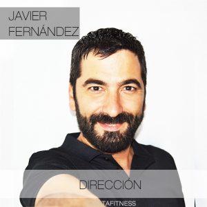 Javier Fernández - Dirección de CostaFitness