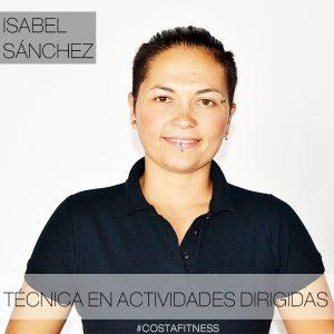Isabel Sánchez