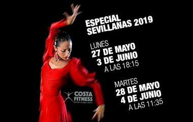 ESPECIAL SEVILLANAS 2019