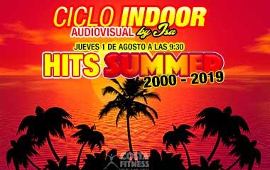 CICLO INDOOR HITS SUMMER AUDIOVISUAL