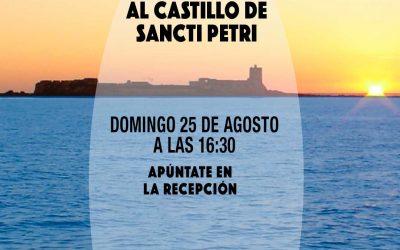 RUTA EN KAYAK AL CASTILLO DE SANCTI PETRI