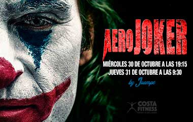 SESIÓN ESPECIAL AERO JOKER