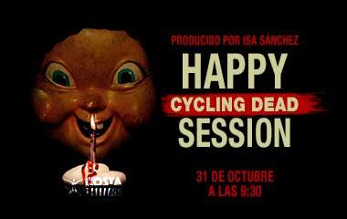 SESIÓN ESPECIAL CYCLING DEAD SESSION