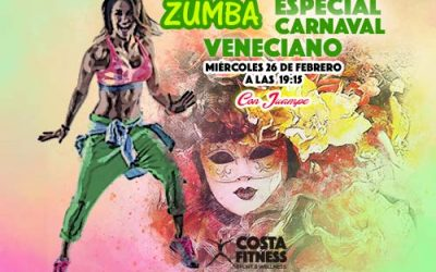 ZUMBA ESPECIAL CARNAVAL