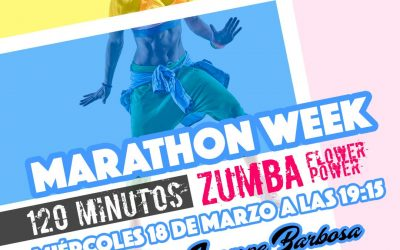 ZUMBA – MARATHON WEEK EN COSTAFITNESS CHICLANA